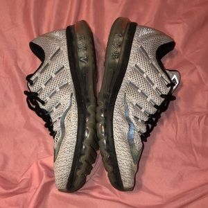 Nike Shoes - Nike Air Max 2016 gray/black men's size 12